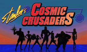 Cosmic Crusaders – TV Series