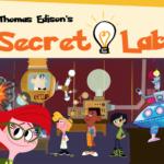 Edison's Secret Lab - TV Series